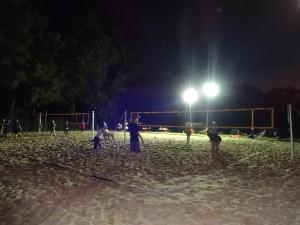 Das Spiel gegen das Licht