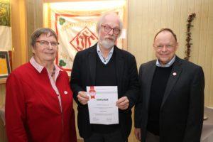 55 Jahre Mitgliedschaft