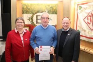 60 Jahre Mitgliedschaft
