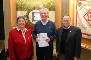 65 Jahre Mitgliedschaft