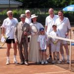 100 Jahre Eintracht Tennis